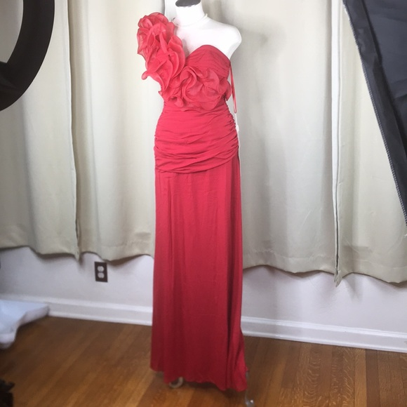 Cinderella Dresses & Skirts - 5️⃣Gorgeous red full length gown wedding, prom,